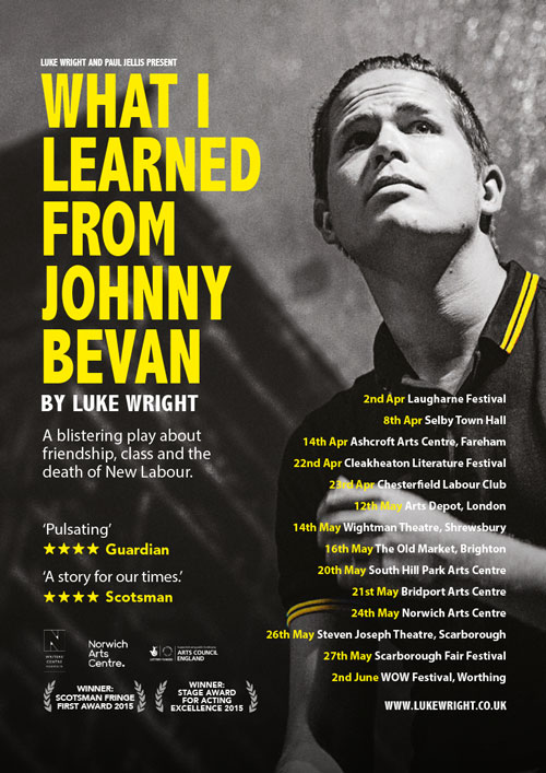 What I Learned From Johnny Bevan